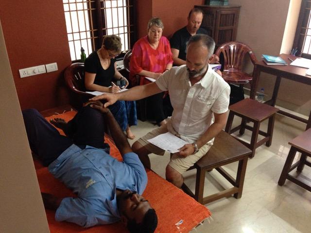 Brisbane yoga therapist Craig Smith